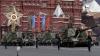 Desfășurări de forțe la Moscova. Mii de soldaţi au participat la repetiţia generală a paradei din 9 mai