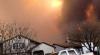 INFERNUL a coborât într-un oraş canadian. ZECI DE MII de oameni au fugit din calea incendiului URIAŞ