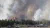 Incendiul DEVASTATOR din Alberta pune în pericol exploatările petroliere şi întreagă economie a Canadei