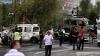 Atac terorist în faţa unei baze militare din oraşul turc Istanbul