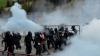 Violențe la granița dintre Austria și Italia. Manifestanți italieni s-au încăierat cu poliția austriacă