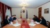 Andrian Candu a avut o întrevedere cu echipa FMI. Despre ce au discutat oficialii