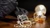 JAF ca în filme într-un magazin de bijuterii. Hoţii au luat obiecte de zecii de mii de euro (VIDEO)