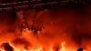 Incendii de proporții în India, Italia și Rusia. Mai multe persoane au murit