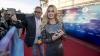 Lidia Isac a strălucit pe covorul roşu de la ceremonia de deschidere a concursului Eurovision 2016