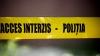 TRAGEDIE la Glodeni! Un copil a fost găsit strangulat în grădina casei