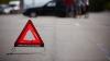 Accident GRAV! Două maşini s-au ciocnit puternic pe traseul Căuşeni - Ştefan Vodă (VIDEO)