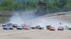 Accident în lanţ în timpul cursei de Nascar: Cel puţin 18 maşini au fost implicate