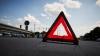 CLIPE DE GROAZĂ! Un autocar cu pasageri a rămas suspendat în aer după ce un pod s-a prăbușit (VIDEO)