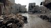 Armistiţiul din Alep între forţele guvernamentale şi grupurile rebele a fost prelungit cu trei zile