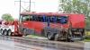 Clipe terifiante în sudul Statelor Unite: Mai multe persoane au decedat într-un accident de autocar (VIDEO)