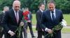 Conducătorii Moldovei au depus flori la Complexul Memorial Eternitate (GALERIE FOTO)