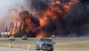 Canada rămâne învăluită în FLACĂRI. Pompierii fac preziceri sumbre