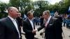 Orăşelul European la Chişinău. Bucate şi declaraţii ÎNDRĂZNEŢE