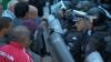 Proteste violente în Bulgaria. Mai mulți polițiști, spitalizați după o dispută cu manifestanții