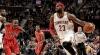 Firma Nike îl împiedică pe LeBron James să-i dea tricoul cu nr. 23 lui Anthony Davies