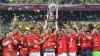 CFR Cluj a luat Cupa României, după lovituri de departajare cu Dinamo Bucureşti