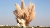 Explozii puternice într-un câmp de gaze, din centrul Siriei, controlat de Statul Islamic