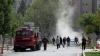 Doi soldați turci au fost uciși în urma unei explozii cu bombă în sud estul ţării