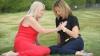 IMPRESIONANT! O mamă a simțit cum respiră plămânii fiicei ei în corpul altei femei