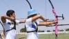 Dan Olaru şi Alexandra Mîrca s-au calificat în finala Campionatului European de tir cu arcul