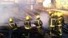 Incendiu pe o linie de cale ferată din Londra. Traficul feroviar a fost perturbat