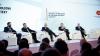 J. M. Barroso şi Pavel Filip la Forumul economic al AOAM: Haideţi împreună să dezvoltăm Republica Moldova