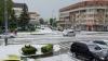 Grindina a acoperit un oraş din România în doar 30 de minute! Oamenii au rămas blocați (FOTO)