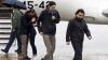 După ce au fost sechestrați aproape zece luni în Siria, trei jurnalişti s-au întors în Spania