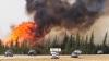 INFERNUL din Canada NU SE MAI SFÂRŞEŞTE. Flăcările ameninţă alte oraşe şi provincii
