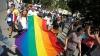 Circulaţia din Capitală, BLOCATĂ parţial în timpul marşului de susţinere a comunităţii LGBT