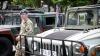 Expoziţia militară din PMAN a atras zeci de curioşi. Evenimentul nu a trecut fără incidente