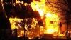 Incendiu devastator la Călărași. O familie cu opt membri a rămas pe drumuri (VIDEO)
