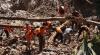 Ploile torenţiale fac RAVAGII. Morţi şi dispăruţi în urma unei alunecări de teren în Indonezia