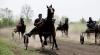 """""""Hederlez"""" la Ceadîr-Lunga. Celebra cursă de cai, AMÂNATĂ din cauza ploii cu grindină"""