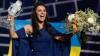 Jamala, câştigătoarea concursului Eurovision 2016, a devenit artistă a poporului în Ucraina