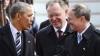 DISCUŢII între preşedintele SUA şi liderii ţărilor din Europa de Nord