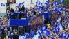 Sărbătoare pe străzile din Anglia! Leicester City a celebrat impetuos primul său titlu de CAMPIOANĂ