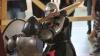 Război în toată regula în Cehia! SUTE DE OAMENI au participat la Campionatul Mondial de lupte medievale