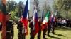 Marş de comemorare a eroilor căzuţi în cele Două Războaie Mondiale, la Chişinău