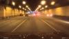 Accident teribil: Un rus a intrat în plin într-o coloană de mașini staționate într-un tunel (VIDEO)