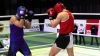 Daniel Filipschi va susţine primul duel pe ringul profesionist! Cu cine se va duela luptătorul