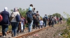 CIFRE IMENSE. Cât au câștigat rețelele de traficanți în 2015 de pe urma migranților în Europa