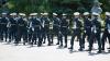 Elita Armatei Naţionale a împlinit 17 ani. Militarii au împuşcat şi au mers prin foc (VIDEO)