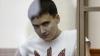ÎN ACESTE CLIPE! Pilotul ucrainean Nadejda Savcenko ESTE schimbată pe doi prizonieri ruşi
