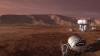 DESCOPERIRE! NASA a găsit oxigen în atmosfera planetei Marte