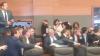 Parlamentul, transformat în ring de box. O nouă bătaie furtunoasă între deputații turci (VIDEO)