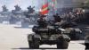 Chişinăul a decis să-şi exprime NEDUMERIREA, după ce militari ruşi au mărşăluit la Tiraspol