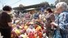 Forfotă mare în pieţe şi magazine. Moldovenii fac cumpărături pentru Paştele Blajinilor
