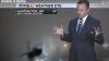 Sperietură ZDRAVĂNĂ! Ce a păţit un prezentator în timpul unei transmisiuni live (VIDEO)